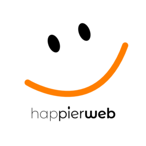 HappierWeb square logo