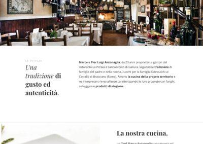 La Pitraia Restaurant